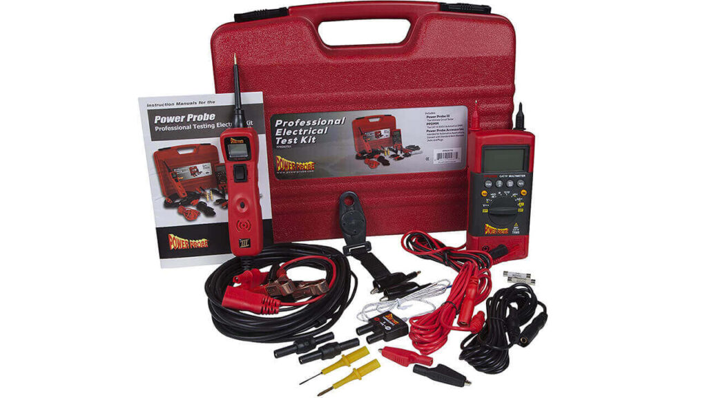 Power Probe Professional Electrical Tester