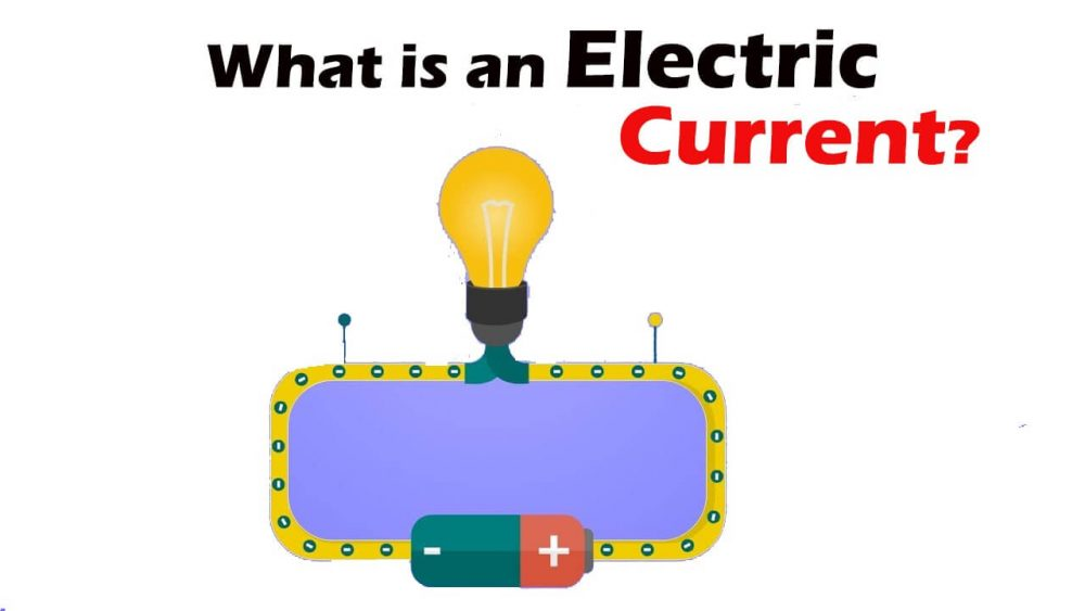 What is an Electric Current?
